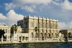 Palácio de Dolmabahce Fotos de Stock