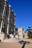 Palácio de Dolmabahce imagem de stock