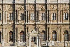 Palácio de Dolmabahce foto de stock