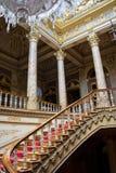 Palácio de Dolmabahce Fotos de Stock Royalty Free