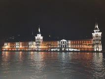 Palácio de Dolmabahce, Istambul, Turquia Imagens de Stock Royalty Free