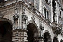 Palácio de Drechsler Foto de Stock