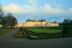 Palácio de Drottningholm Imagens de Stock Royalty Free