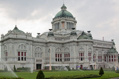 Palácio de Dusit Fotos de Stock