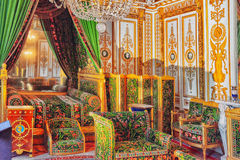 Palácio de Fontainebleau Foto de Stock