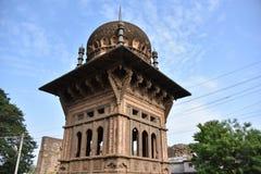 Palácio de Gagan Mahal, Bijapur, Karnataka, Índia imagem de stock royalty free