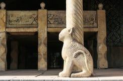 Palácio de Golestan em Tehran, Irã imagens de stock