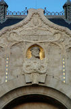Palácio de Gresham fotografia de stock royalty free