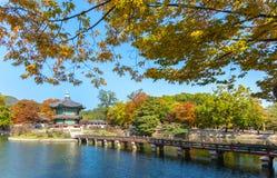 Palácio de Gyeongbokgung Fotografia de Stock