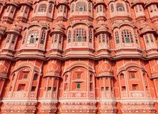 Palácio de Hawa Mahal, Jaipur, Rajasthan, Índia Imagem de Stock Royalty Free