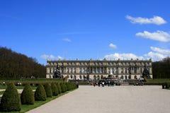 Palácio de Herrenchiemsee imagens de stock