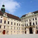 Palácio de Hofburg imagem de stock royalty free