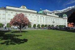 Palácio de Hofburg Imagem de Stock