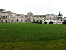 Palácio de Hofburg de Viena Fotografia de Stock Royalty Free