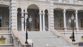 Palácio de Iolani Foto de Stock Royalty Free
