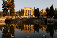 Palácio de Ipiranga Imagens de Stock