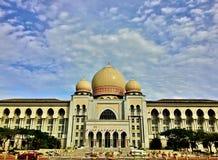 Palácio de justiça Imagem de Stock
