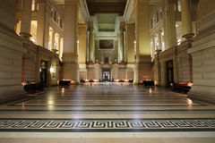 Palácio de justiça, Bruxelas Foto de Stock