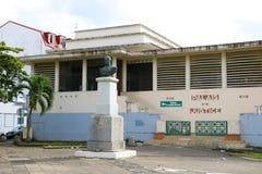 Palácio de justiça em Pointe-a-Pitre, Guadalupe Fotos de Stock Royalty Free