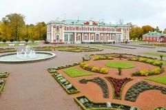Palácio de Kadriorg Fotografia de Stock Royalty Free