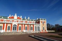 Palácio de Kadriorg Foto de Stock Royalty Free