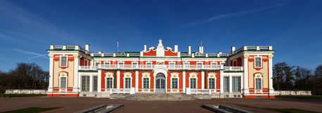 Palácio de Kadriorg Foto de Stock