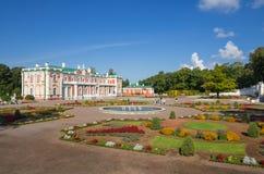 Palácio de Kadriorg Fotos de Stock Royalty Free