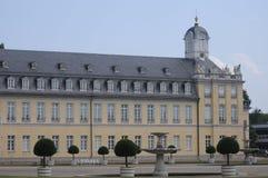 Palácio de Karlsruhe Fotografia de Stock