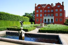 Palácio de Kew Fotografia de Stock Royalty Free