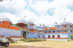 Palácio de Kota e terras india foto de stock