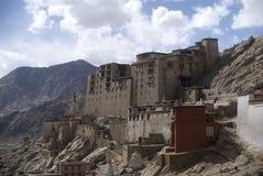 Palácio de Leh, Leh, Ladakh, India Fotos de Stock