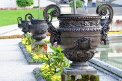 Palácio 03 de Linderhof, Alemanha Fotografia de Stock Royalty Free