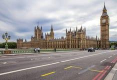 Palácio de Londres Westminster Fotografia de Stock Royalty Free