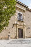 Palácio de Los Cordova, Granada, Espanha fotos de stock royalty free