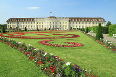 Palácio de Ludwigsburg Imagens de Stock