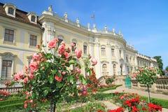 Palácio de Ludwigsburg Imagem de Stock