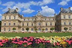 Palácio de Luxembour em Paris Imagem de Stock Royalty Free