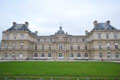 Palácio de Luxemburgo Fotografia de Stock