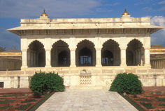 Palácio de mármore Imagens de Stock Royalty Free