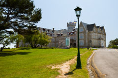 Palácio de Magdalena em Santander, Cantábria Fotografia de Stock Royalty Free