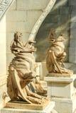 Palácio de Massandra das gárgulas Foto de Stock