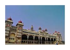 Palácio de Maysoor fotografia de stock