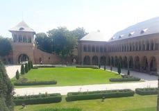 Palácio de Mogosoaia imagem de stock