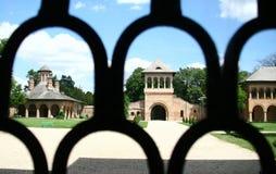 Palácio de Mogosoaia Imagens de Stock Royalty Free