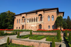 Palácio de Mogosoaia, Romania Foto de Stock Royalty Free