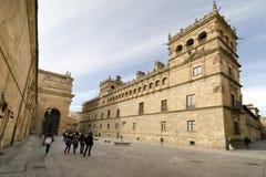 Palácio de Monterrey imagens de stock royalty free