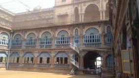Palácio de Mysore, Índia imagem de stock