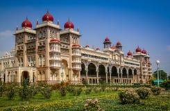 Palácio de Mysore Fotografia de Stock