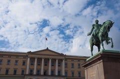 Palácio de Noruega Imagem de Stock