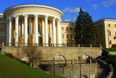 Palácio de outubro Imagem de Stock Royalty Free